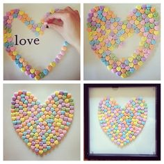 valentine candy heart picture!