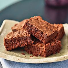 Chai Latte Brownies Yum!