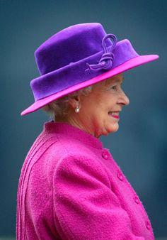 HRH Elizabeth II