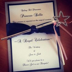 #Brides, is your #flowergirl-to-be a #princess? Ask her in a way she'll always remember...