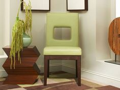 Your dining room will always be dressed up for dinner parties with the Sage dining chair.