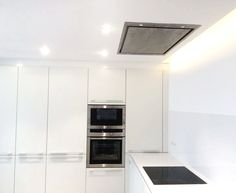 Santos cocinas on pinterest white kitchens contemporary - Electrodomesticos neff ...