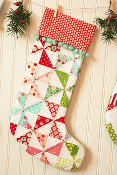 cute stockings for Christmas!