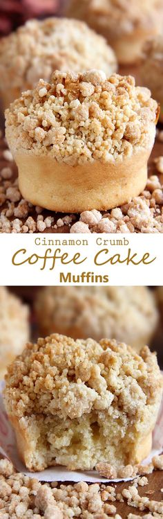 Cinnamon Crumb Coffe