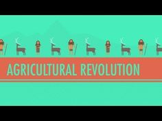 The Agricultural Revolution: Crash Course World History #1 - YouTube