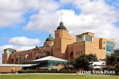 #GPTexas Lone Star Park is a #palace for #horseracing www.lonestarpark.com www.gptexas.com