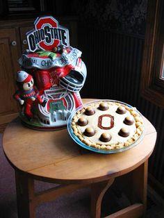 Buckeye Pie #UltimateTailgate #Fanatics