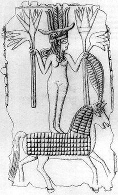 Canaanite Goddess Asherah