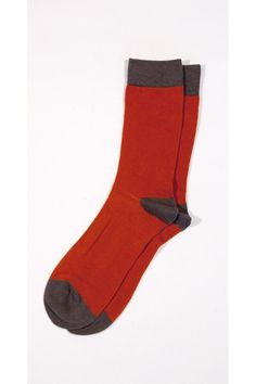 Lets Have Sox LHS Men's Two Tone Socks $5.99