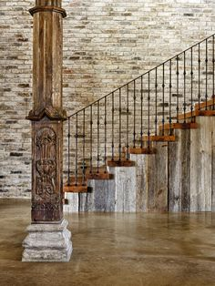 Barnwood Design, Pictures, Remodel, Decor and Ideas - stairs