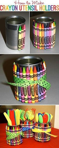 Pretty.. for kids .. creative.. colourful