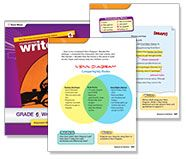 Grade 6: Responding to Literature Writing a Book Review  Lesson  plans with student pages (Free!)