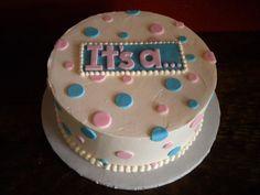 gender reveal cakes ideas | Gender Reveal Cake | .:.Gender Reveal Ideas.:.