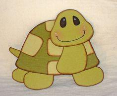 turtle paper piecing - bjl