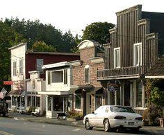 Langley, Washington (on Whidbey Island)