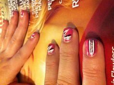 Ke$ha-fied nail art