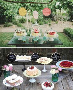 como elegir menu de boda