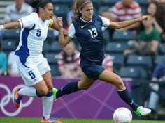 U.S. women's soccer team beats France 4-2 - Soccer News | NBC Olympics