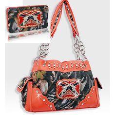 handbag, guns, orang forest, bling purs, gun purs
