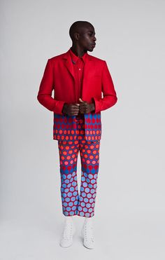 spots, menswear collect, graduat menswear, 21 men, fashion print, peter bailey, bailey graduat, apparel, menswear style