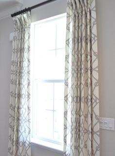 pretty curtain fabric