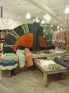 Anthropologie Visual Merchandising 2012 On Pinterest