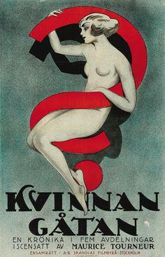 Woman (Hiller & Wick, 1918)
