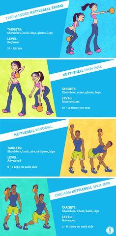 Kettlebell Exercises