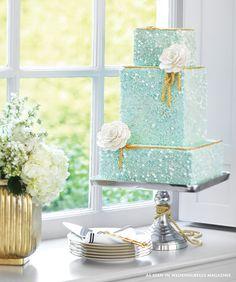 Hamptons Cake White Cakery Co - #justjune