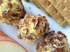 Sweet Pineapple Cheeseballs