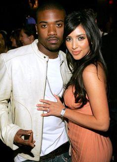 kardashian style, kim kardashian, ray j, favorit celebr, lover1 ray