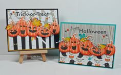Stampin'Up! Fall Fest card by Kristi @ www.stampingwithkristi.com