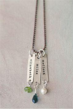 fresh cut birthstone necklace | Lisa Leonard Designs
