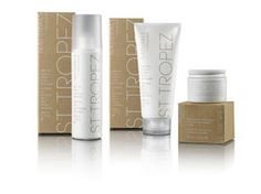 Natural Tan Product Range - St. Tropez Naturals #StTropez #tan #golden #glow #beauty #skin