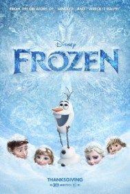 Frozen Disney Movie...