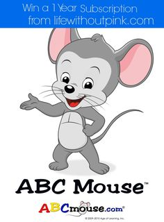 ABCMouse.com review + giveaway #learning #onlineresource #giveaway