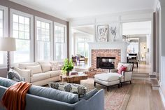 Fair Haven - traditional - Family Room - New York - Stone Creek Builders