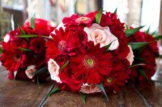#wedding #flowers #bridesmaids