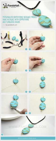 An Insparation on How to Make a Pearl Beads Bracelet with Chain from pandahall.com
