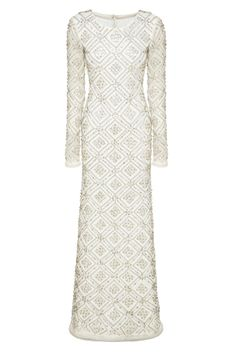 Priscilla Embellished Dress