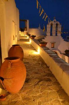 Paros Island. Greece