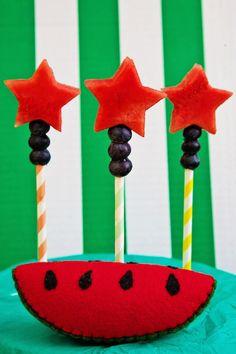 Fruit Pop Wands