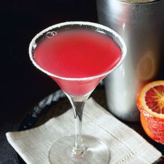 Citrus Kiss | MyRecipes.com