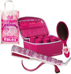 Proceeds from the Paul Mitchell Express Ion Smooth Flat Iron support the National Breast Cancer Foundation.