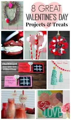 8 great #valentines day projects