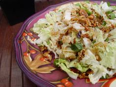 Chinese Cabbage Salad
