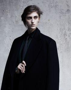 Sleek Black Monochrome