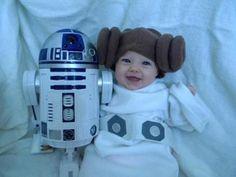 halloween costumes, stars, star wars baby, baby princess, baby style, children, a little princess, kid, princess leia