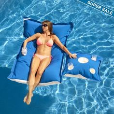 Floating Beanbag Kai Lounge Float