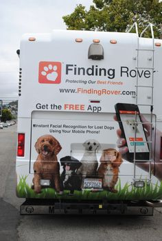 PLEASE SHARE THIS APP FOR RECOVERING LOST PETS !!! http://www.findingrover.com/
